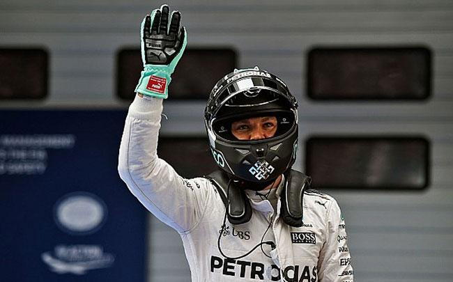 Nico Rosberg (Mercedes AMG)