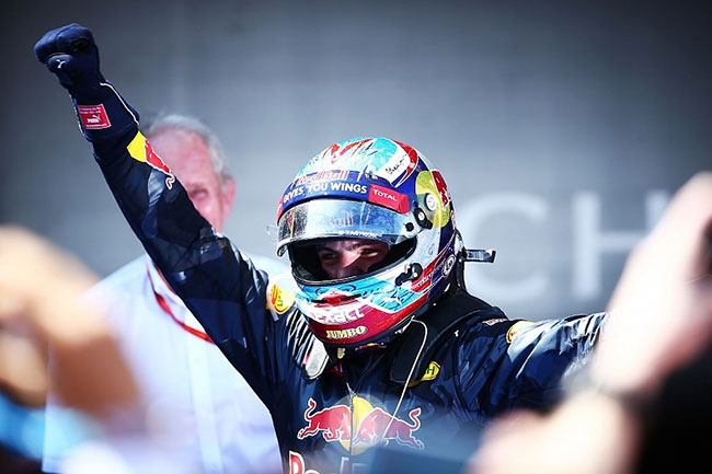 Max Verstappen (Red Bull Racing)