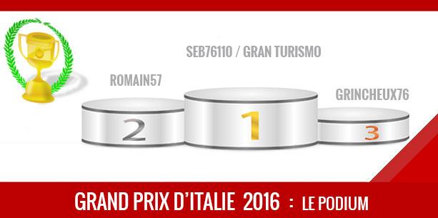 Italie 2016, Vainqueur Seb76110