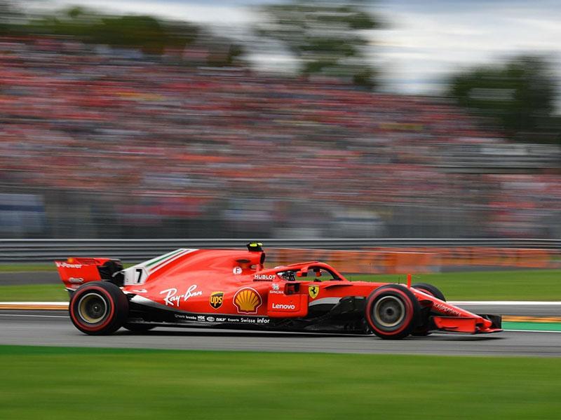 Kimi Räikkönen (Scuderia Ferrari)