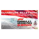 Billet Grand Prix de Monaco 2019