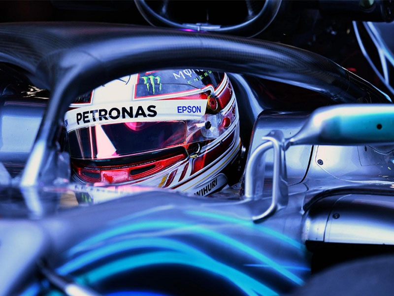 Lewis Hamilton (Mercedes AMG)