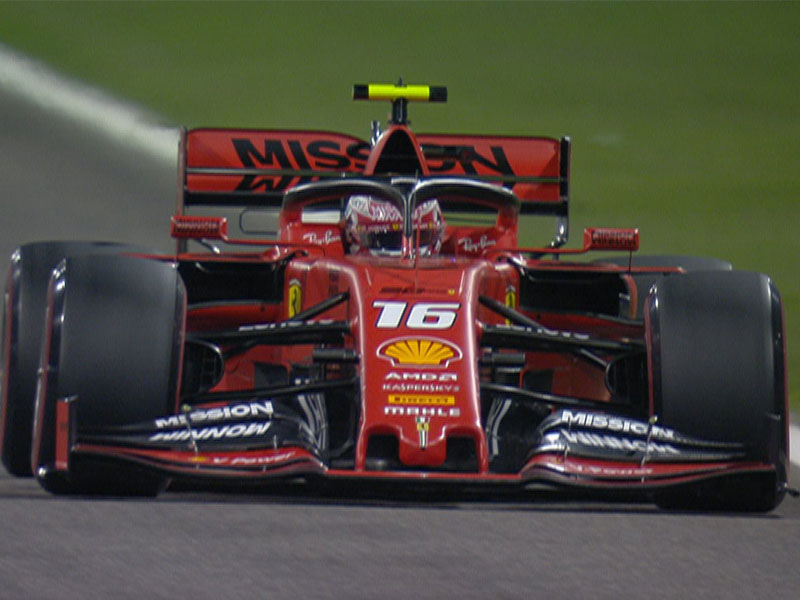 Charles Leclerc (Scuderia Ferrari Mission Winnow)