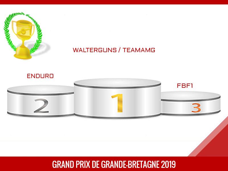 walterguns vainqueur du Grand Prix d'Angleterre 2019