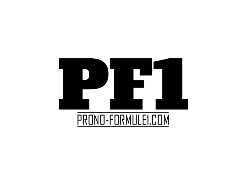 Logo Prono-formule1 communiqué