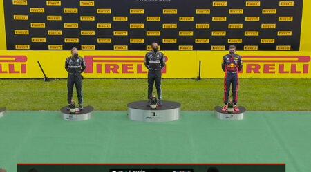 Lewis Hamilton (Mercedes AMG) vainqueur du Grand Prix de Styrie 2020