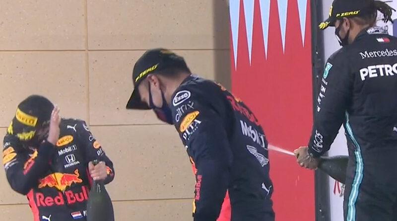 Lewis Hamilton (Mercedes AMG) vainqueur du Grand Prix de Bahrain 2020