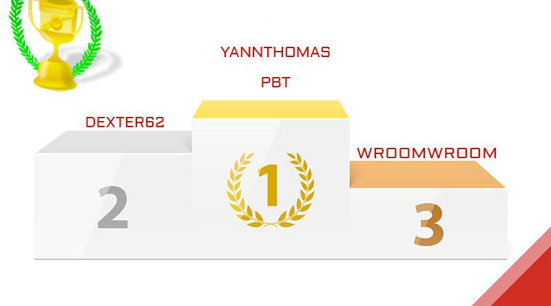 yannthomas, vainqueur du Grand Prix d'Abou Dhabi 2020