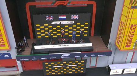 Max Verstappen (Red Bull Racing) vainqueur du Grand Prix d'Émilie Romagne 2021