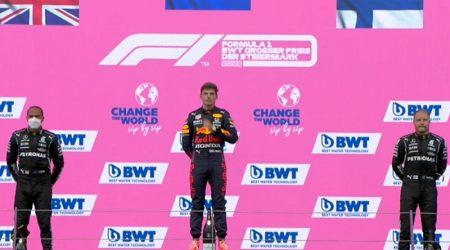 Max Verstappen (Red Bull Racing) vainqueur du Grand Prix de Styrie 2021