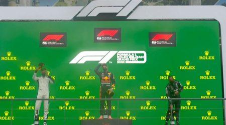 Max Verstappen (Red Bull Racing) vainqueur du Grand Prix de Belgique 2021