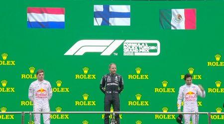Valtteri Bottas (Mercedes-AMG Petronas Formula One Team), vainqueur du Grand Prix de Turquie 2021